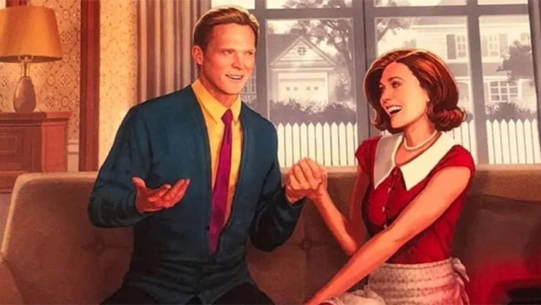 WandaVision release date 2020 Disney+ MCU Marvel Studios