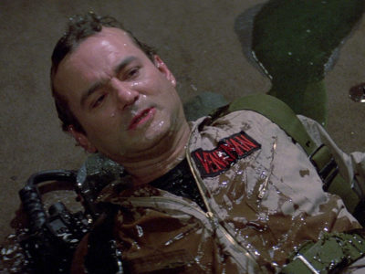 Bill Murray returns Ghostbusters: Afterlife