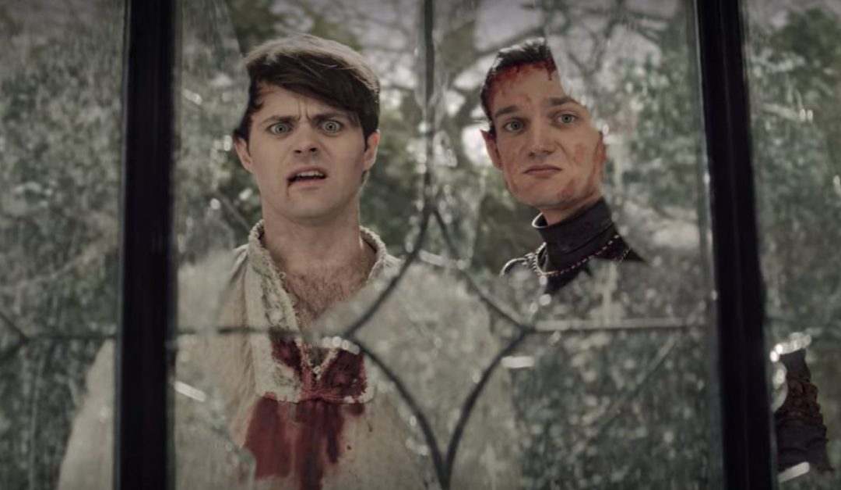 The Witcher Netflix Jaskier Joey Batey is prestige TV meets episodic TV camp