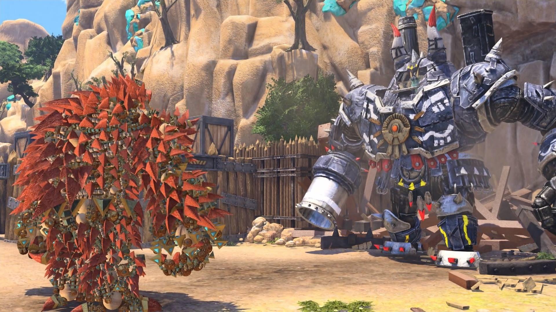 PlayStation 4 Knack SCE Japan Studios Sony is like PlayStation 1 classics PS1 Crash Bandicoot Spyro etc.