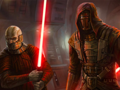 Star Wars: Knights of the Old Republic, EA