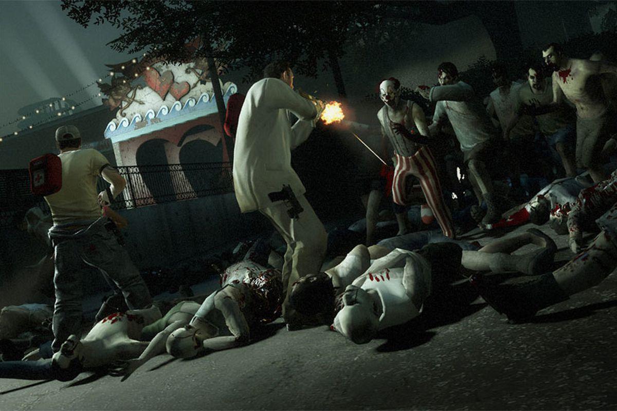 left 4 dead 3 vr rumor shut down by Valve