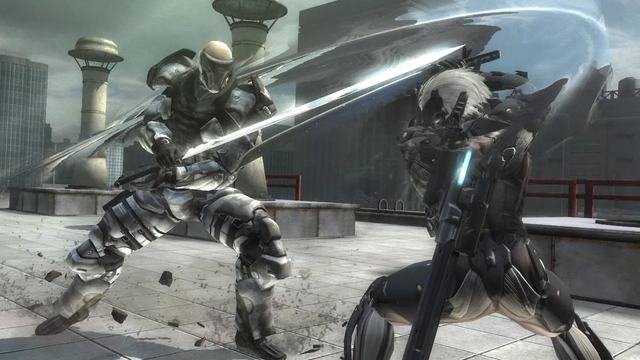 Metal Gear Rising: Revengeance Tencent PlatinumGames Hideki Kamiya