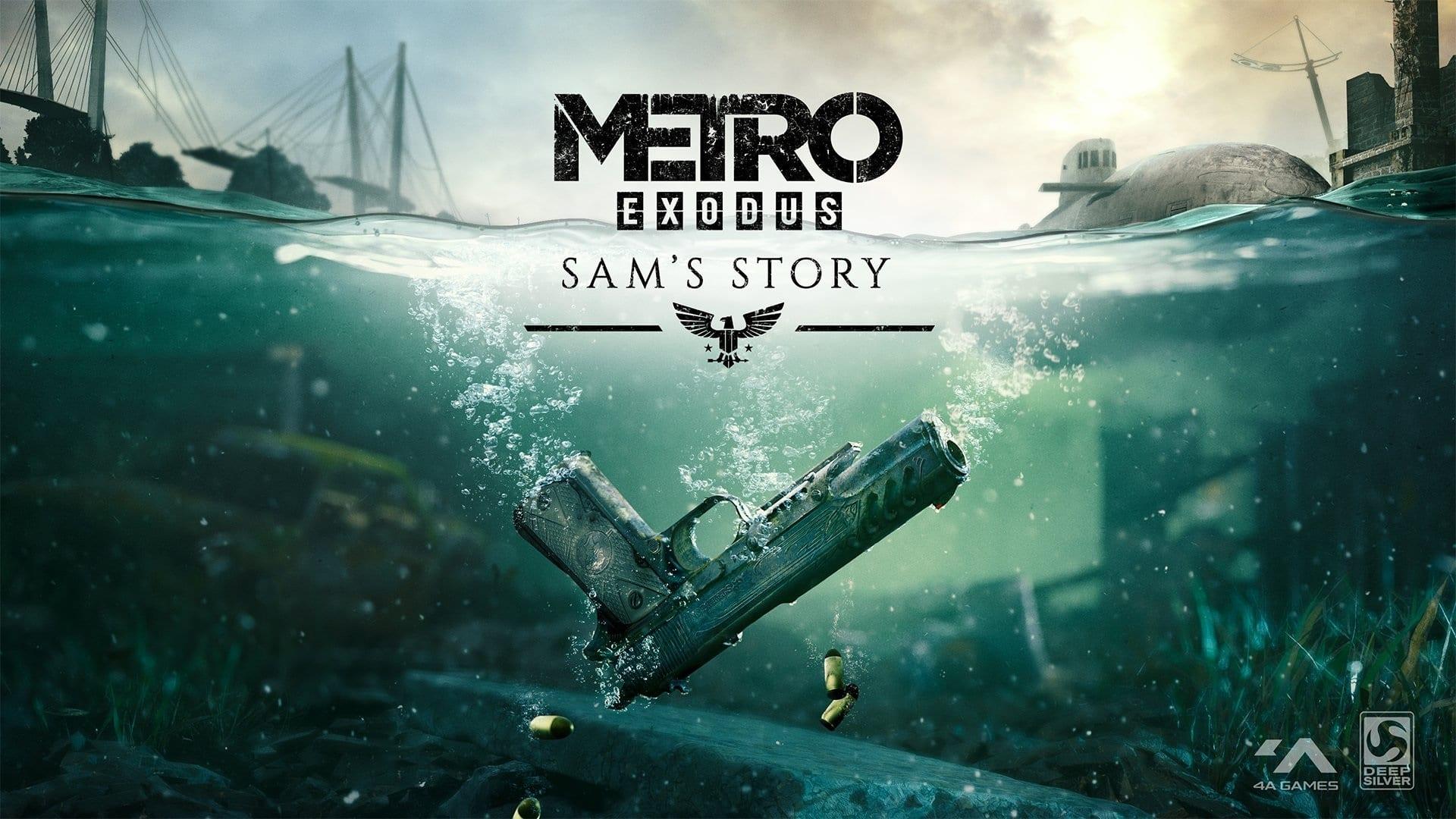 Metro Exodus, Sam's Story, 4A Games