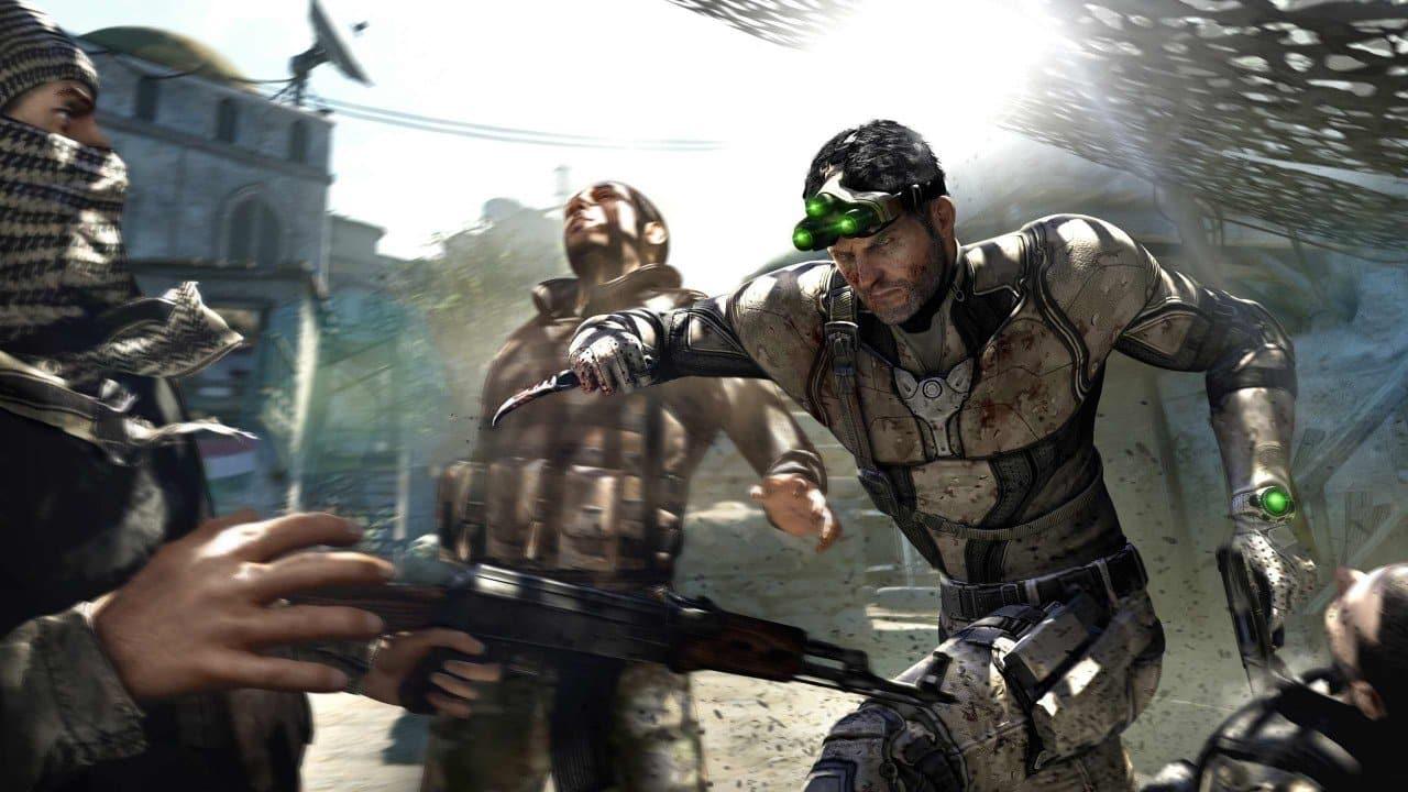 Ubisoft, Splinter Cell director, Maxime Beland