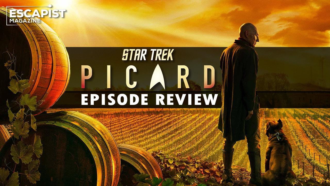 Star Trek: Picard episode review CBS All Access