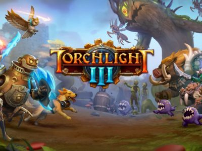 Torchlight III is Torchlight Frontiers now
