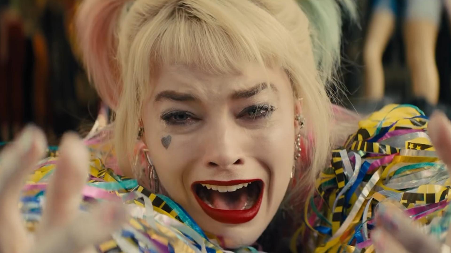Birds of Prey, Harley Quinn, DC, Warner Bros., Box Office