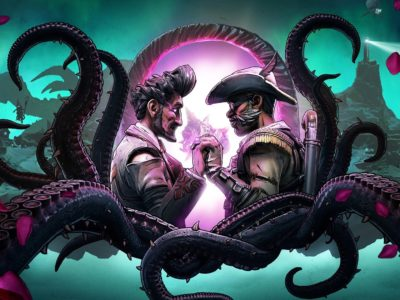 The Marriage of Wainwright and Hammerlock, Borderlands 3 DLC, Gearbox Software, PAX East