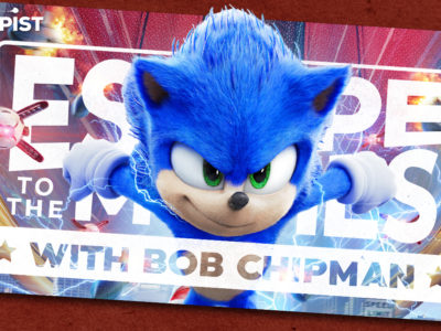 sonic the hedgehog movie review escape to the movie bob chipman