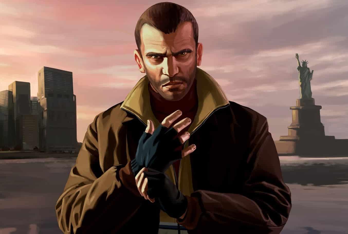 Games for Windows Live, Grand Theft Auto IV, Rockstar Games, Steam