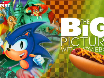 sonic the hedgehog movie tv adaptations the big picture bob chipman