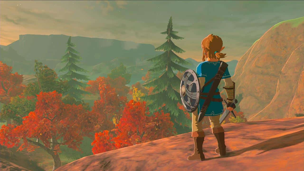 Marty Sliva Snapshot The Legend of Zelda: Breath of the Wild Great Plateau Shigeru Miyamoto child adventure childlike wonder