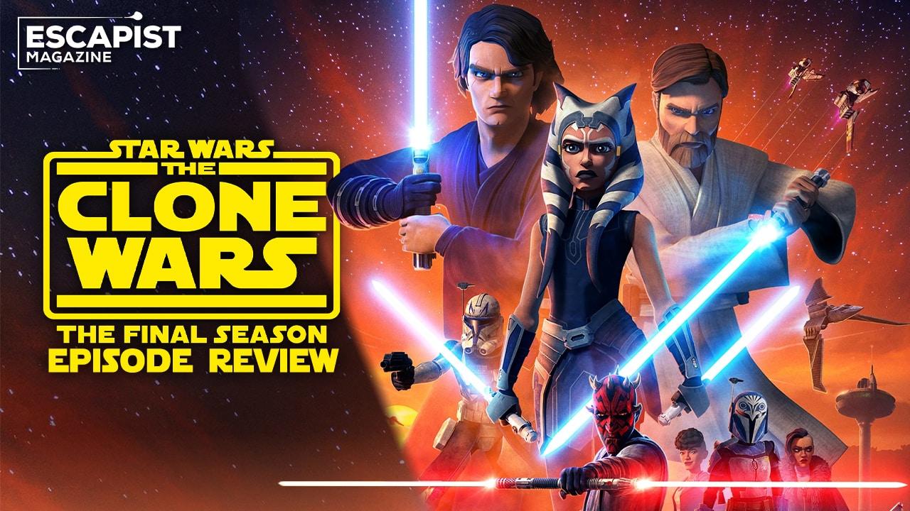 Star Wars The Clone Wars The Final Season 7 episode review Disney+ Disney Plus Lucasfilm