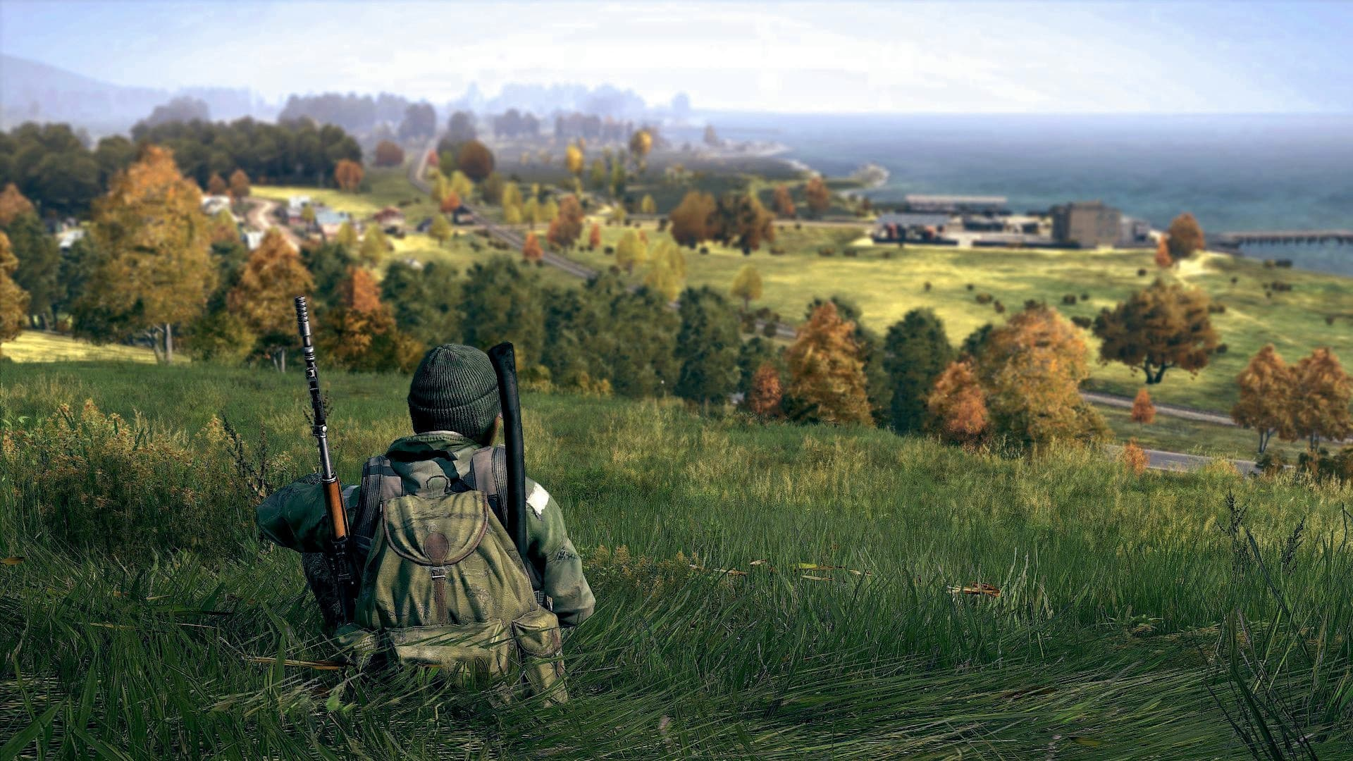 Nine Rocks Games, DayZ thq nordic