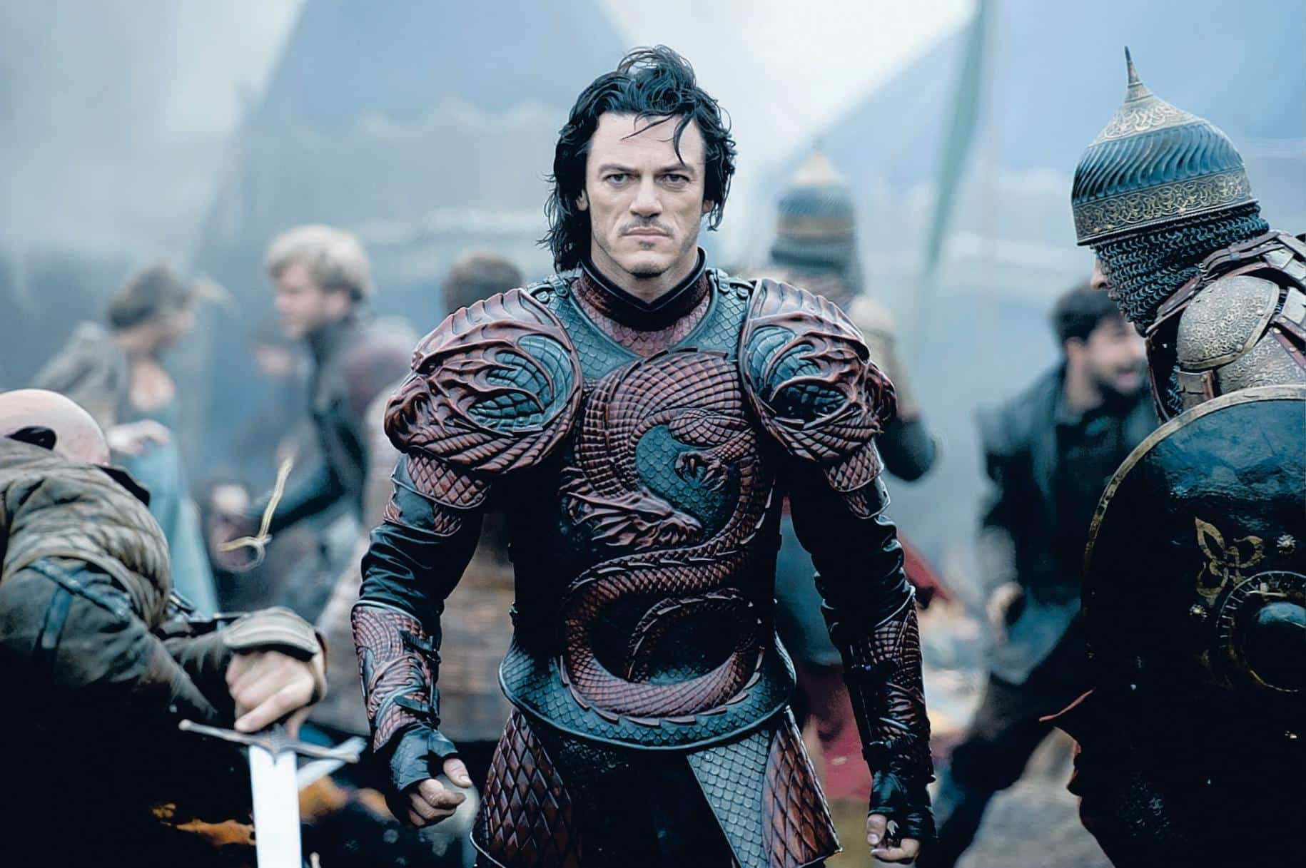 The Invisible Man Offers a New Dawn for the Dark Universe Dracula Untold