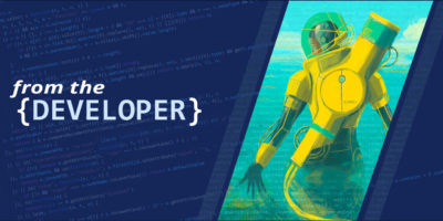 In Other Waters developer Gareth Damian Martin Jump Over the Age Fellow Traveler explains the game development