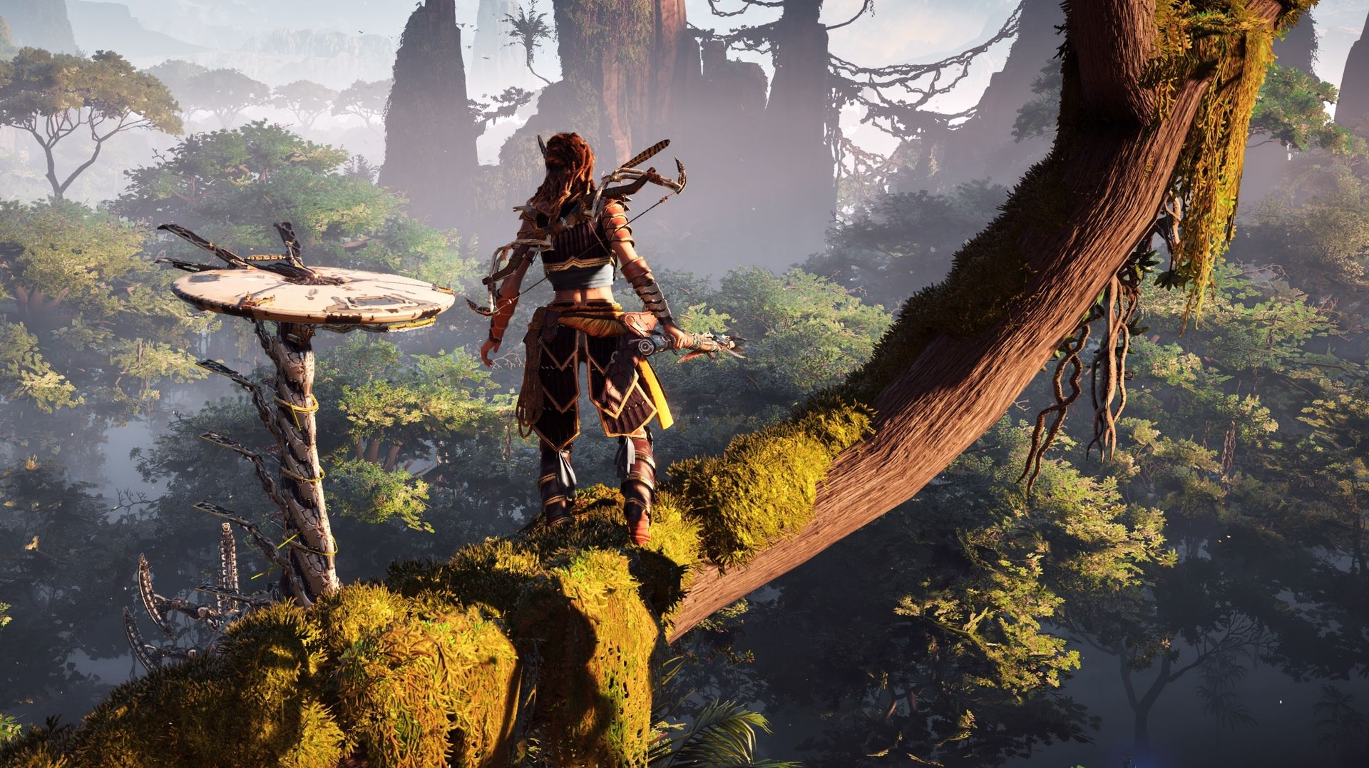 Horizon Zero Dawn 2 co-op playstation 5 demo