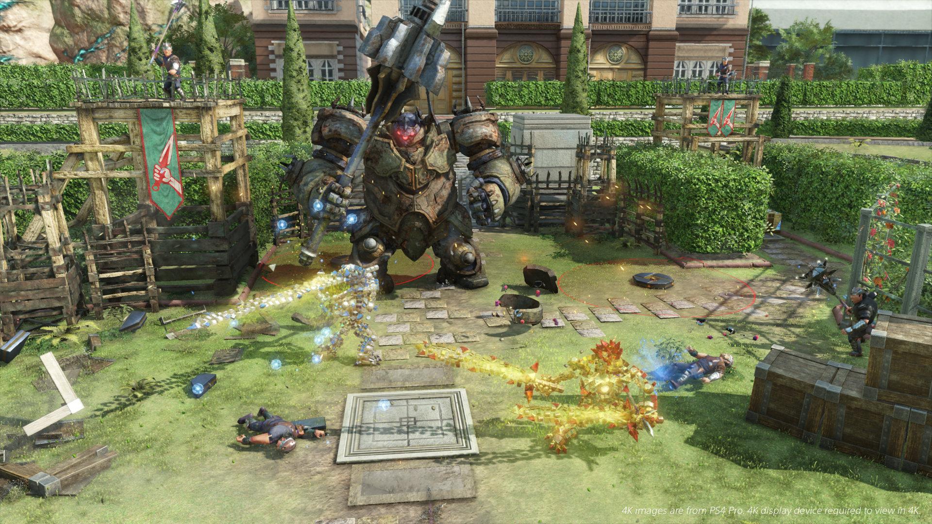 Knack 2 PlayStation 4 SCE Japan Studio