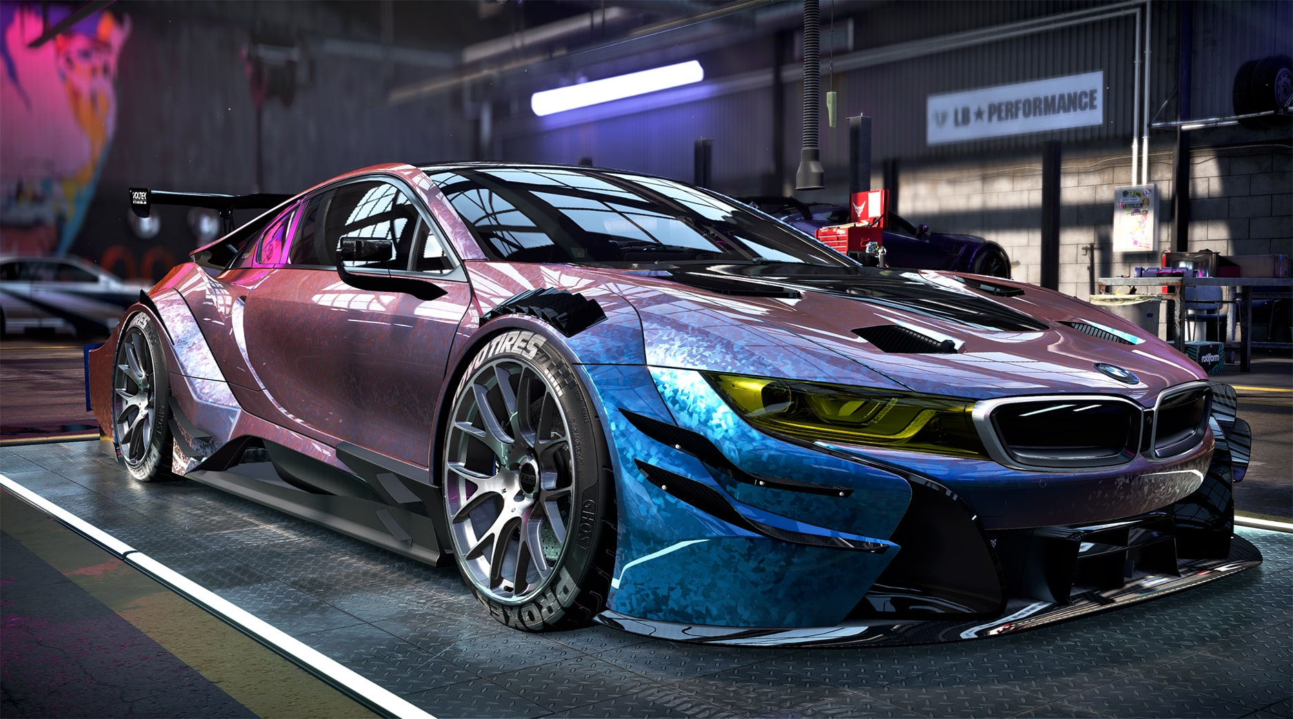 Need for Speed Heat Criterion Games Ghost Games EA Gothenburg
