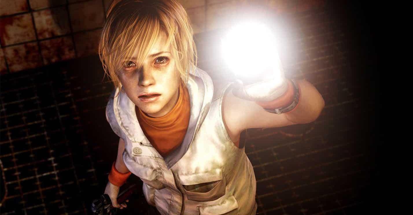 Silent Hill 3 Heather Mason teenage pregnancy childbirth nightmare