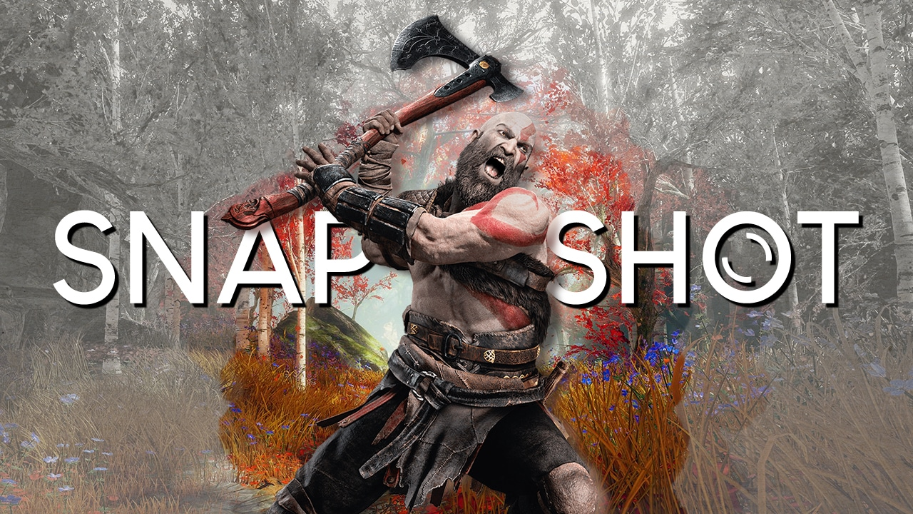 God of War 2018 game of the year best moment Kratos Blades of Chaos