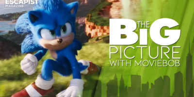 Sonic the Hedgehog movie positive things 5 bob chipman the big picture