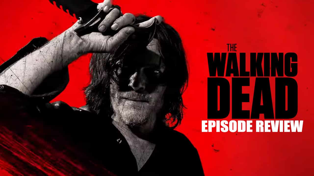 The Walking Dead episode review AMC Season 10 walk with us the tower princess