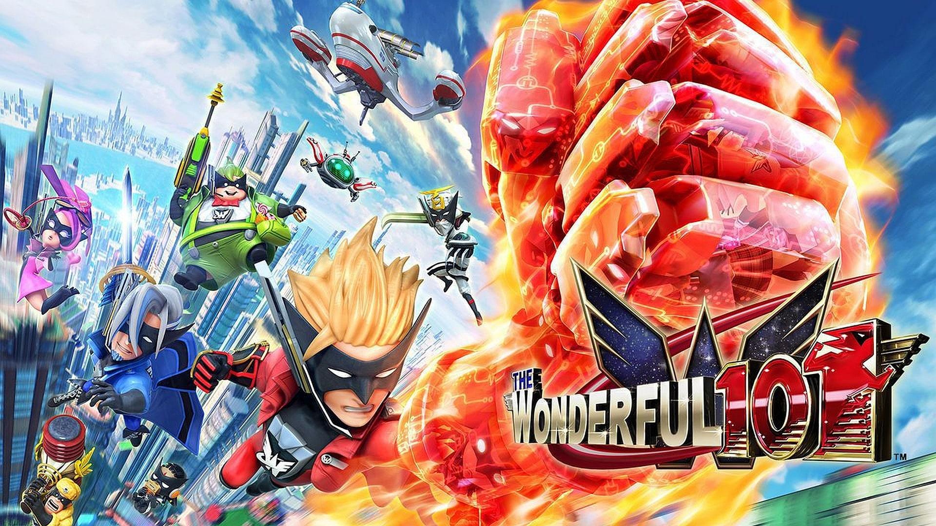 The Wonderful 101: Remastered Kickstarter PlatinumGames Platinum Games