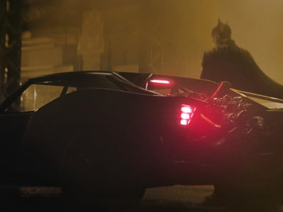 The Batman, Batmobile, Matt Reeves, Robert Pattinson
