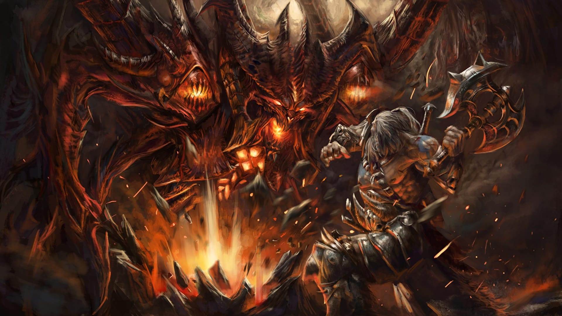 Diablo III: video game difficulty stress not one only way to play, gamer's block