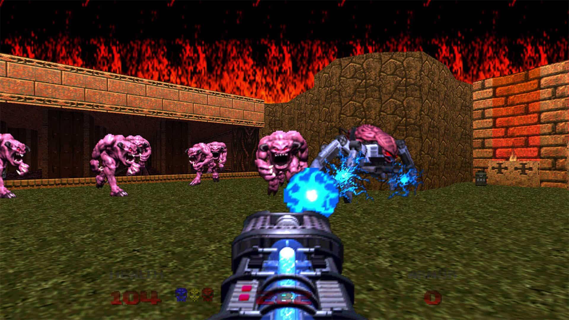 Doom 64, Doom Eternal, Bethesda, Nightdive Studios, James Haley