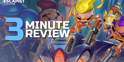 Exit the Gungeon Review in 3 Minutes Dodge Roll
