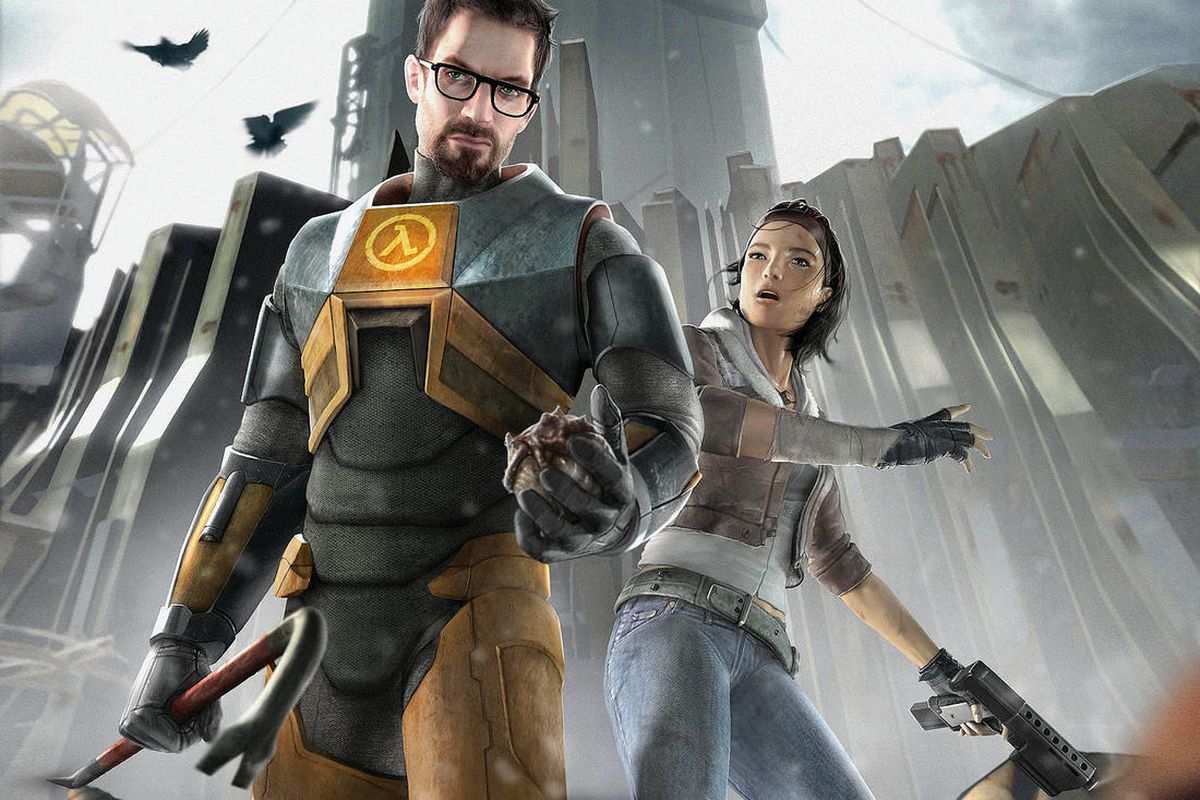 Half-Life 2, Episode 3, Alyx, Valve