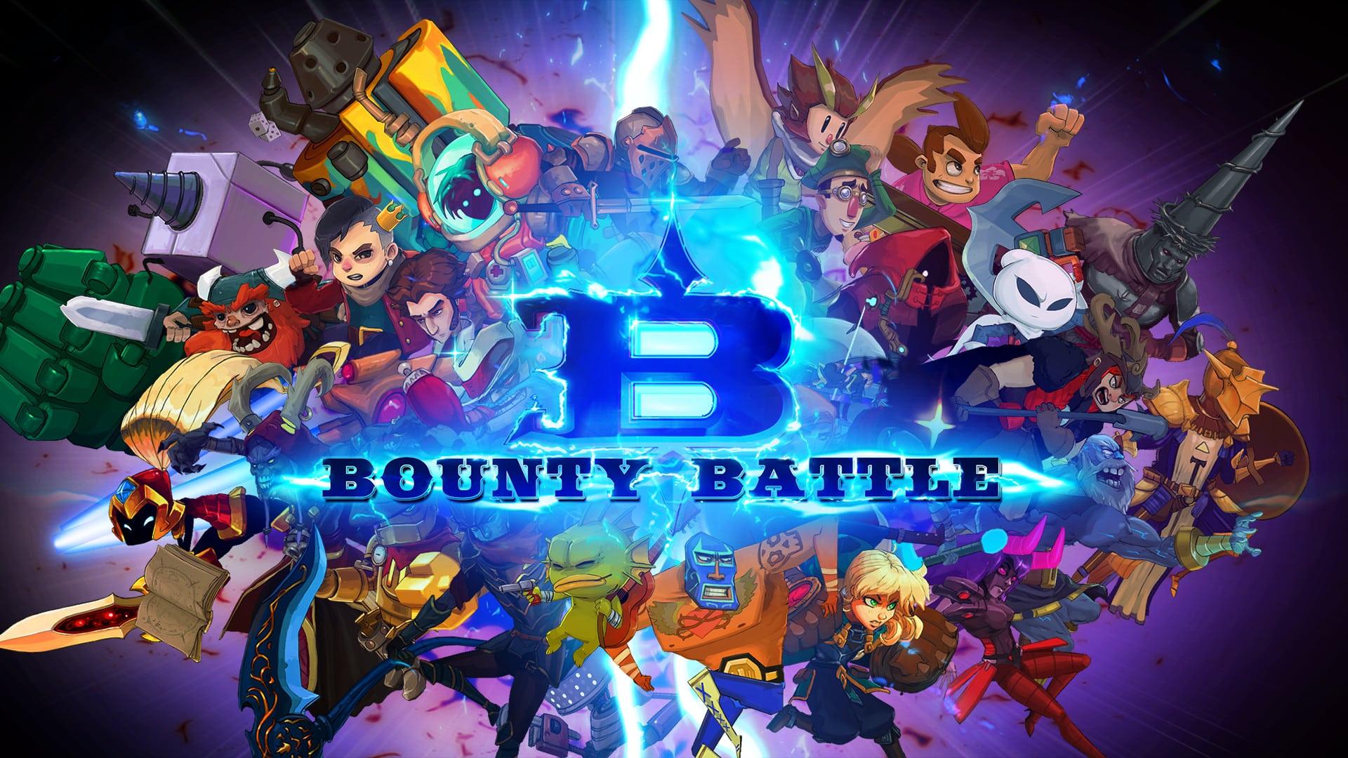 Bounty Battle, Nintendo Indie World showcase, Merge Games, Dark Screen Games, Indie