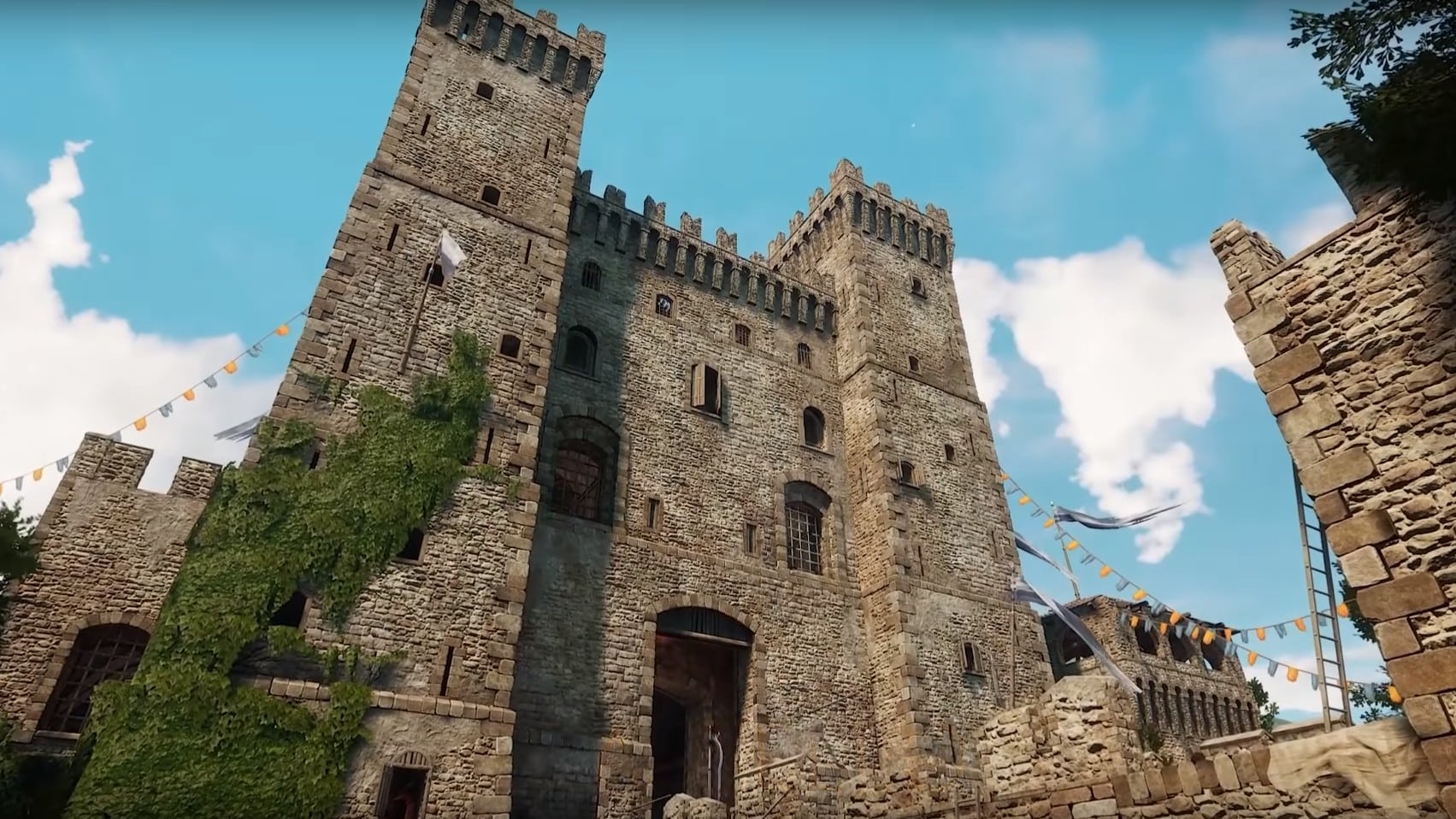 Mordhau teaser Castello patch update Triternion