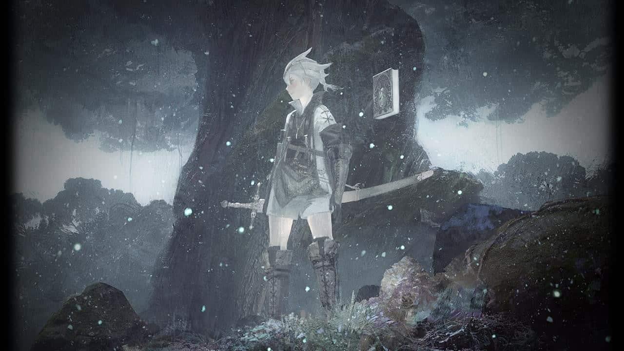Square Enix NieR Replicant remaster NieR Re[in]carnation