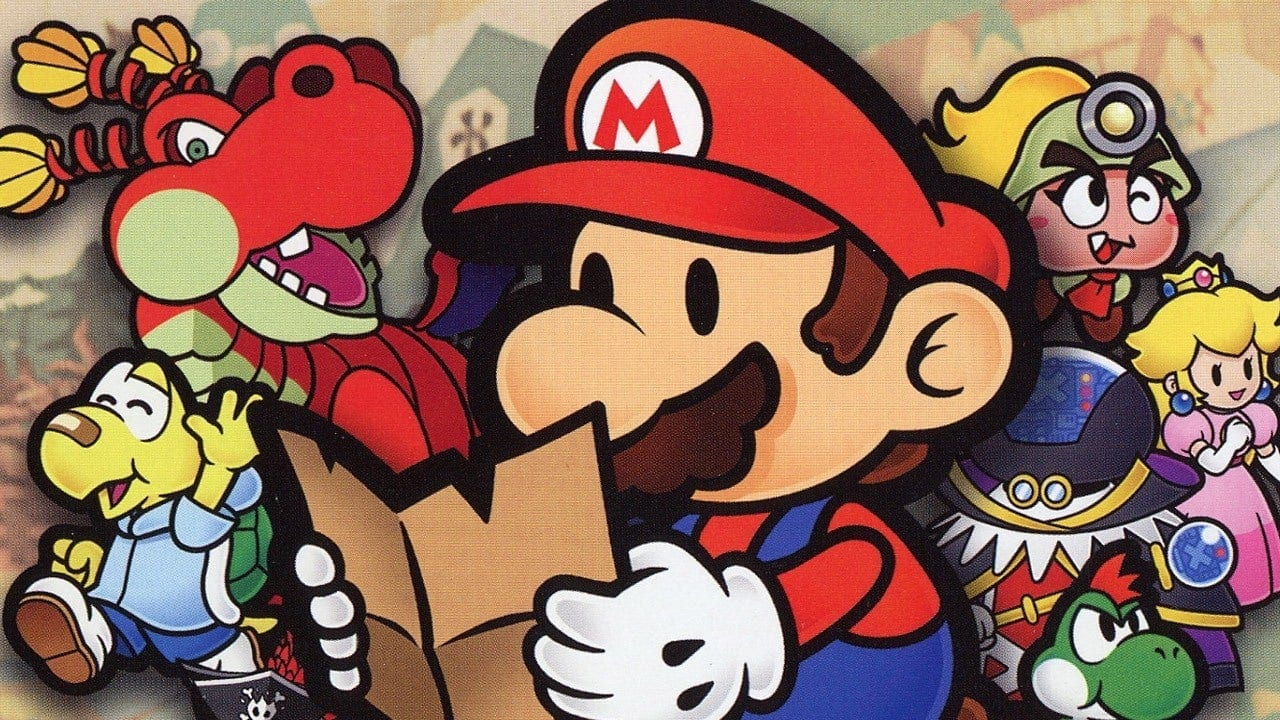 3D Mario remasters Paper Mario Super Mario Bros. 35th anniversary Super Mario 64 Super Mario Sunshine Super Mario Galaxy 3D remasters