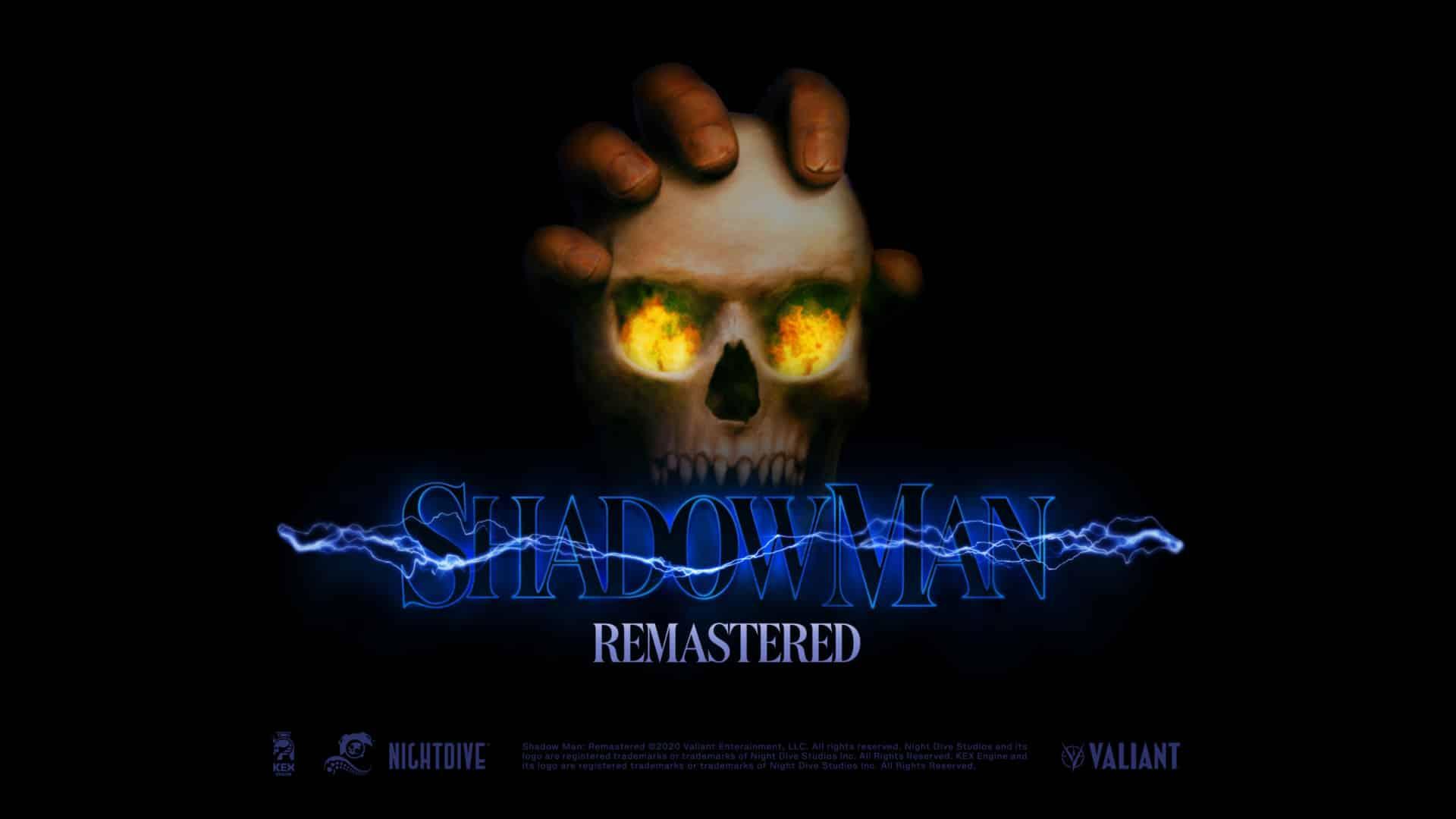 Shadow Man Remastered Valiant Entertainment Nightdive Studios Acclaim Studios