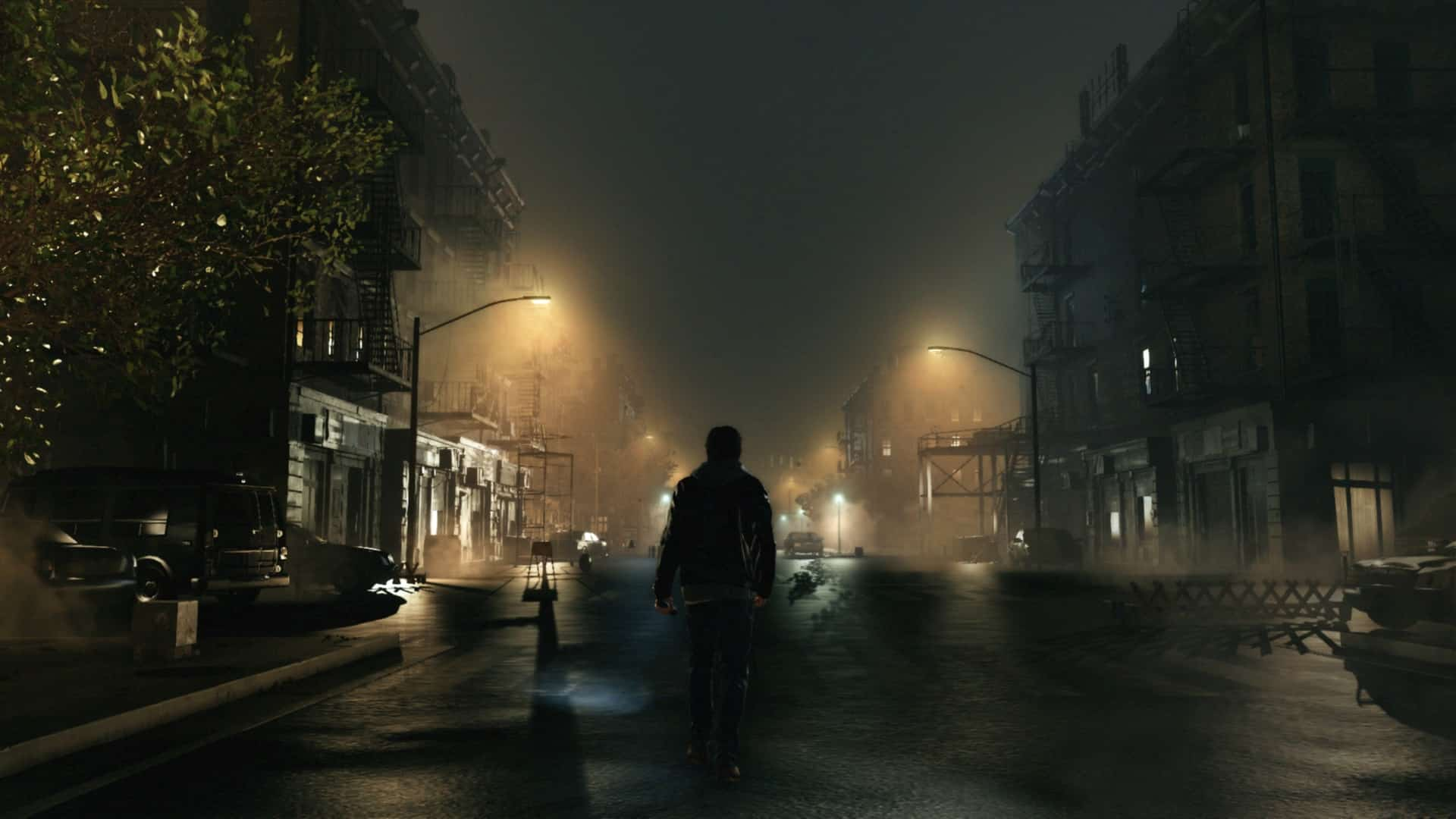 Konami Sony SIE Japan Studio Silent Hill reboot Team Silent Siren Silent Hills Hideo Kojima