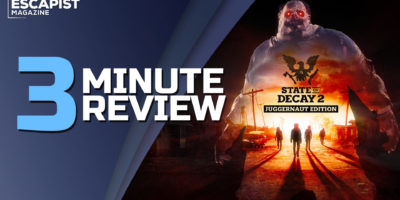 State of Decay 2: Juggernaut Edition review in 3 minutes