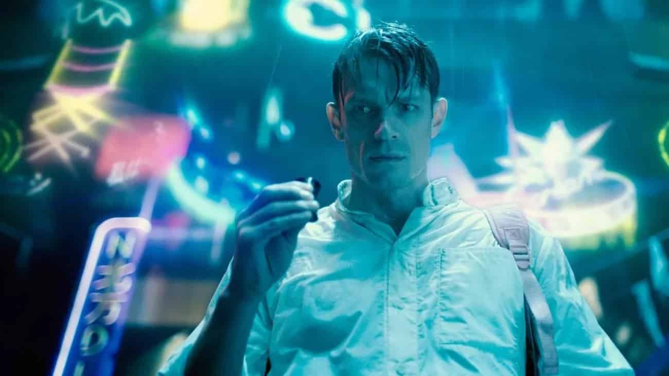 netflix altered carbon: culture trapped in futures past 1980s 80s 90s decade repeat culture stagnant science fiction cyberpunk