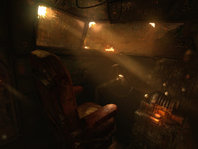 Amnesia: Rebirth Frictional Games PC release 2020 announcement trailer