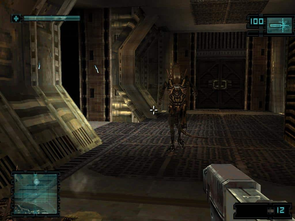 Alien Resurrection PlayStation 1 Argonaut Games Fox Interactive
