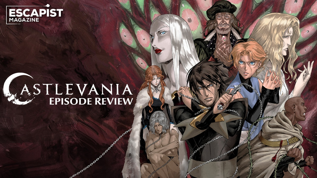 Castlevania season 3 episode review Netflix