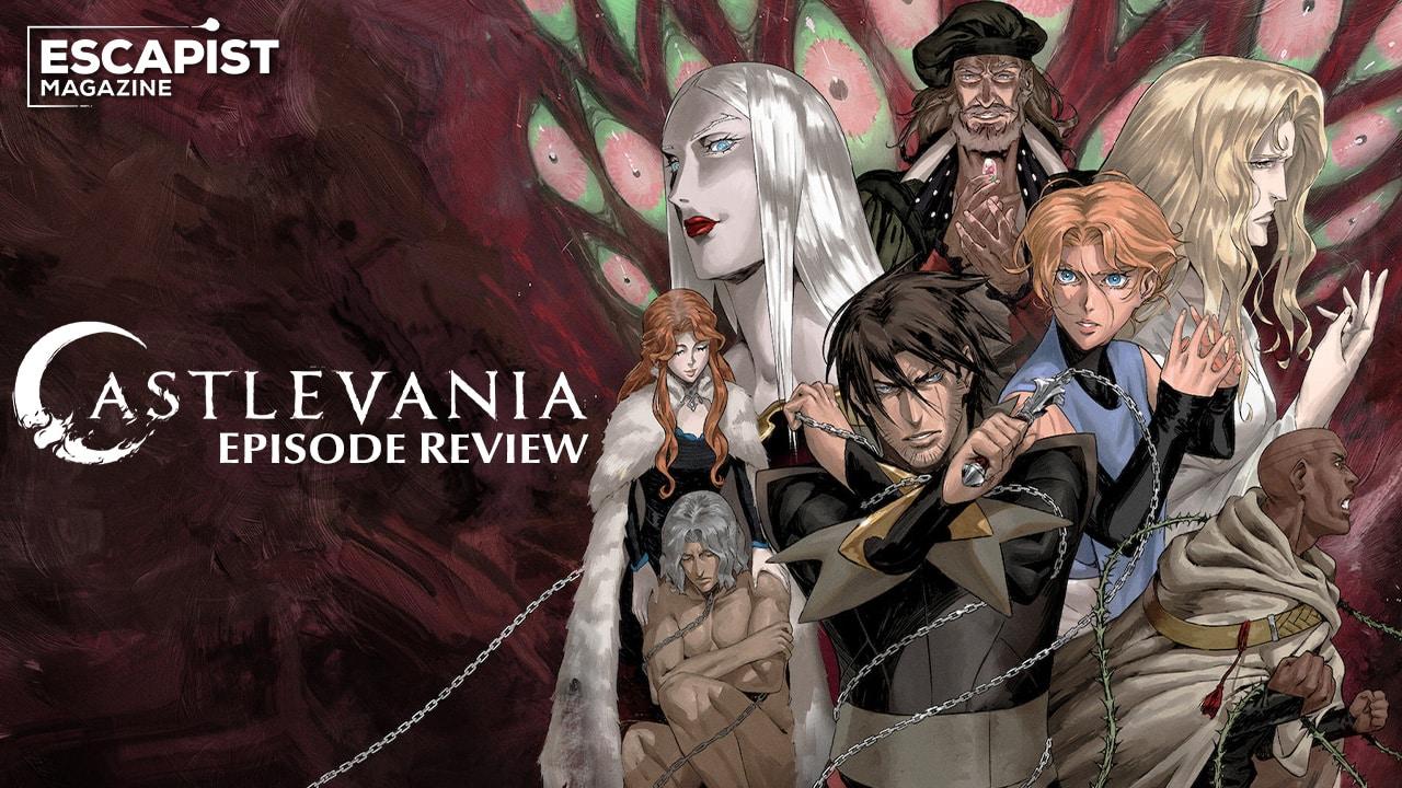 Castlevania season 3 episode review Netflix