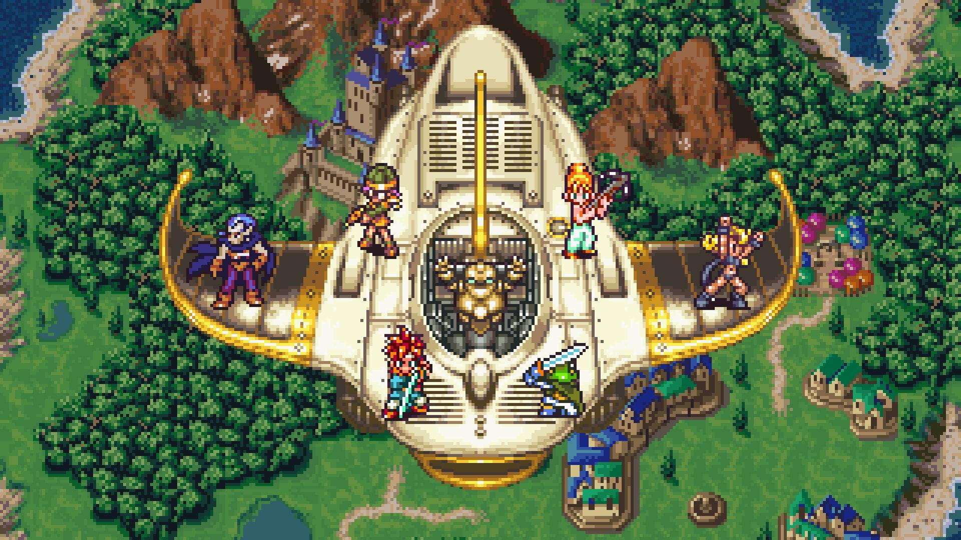 Chrono Trigger 25 years old 25th anniversary masterpiece RPG JRPG Square Squaresoft
