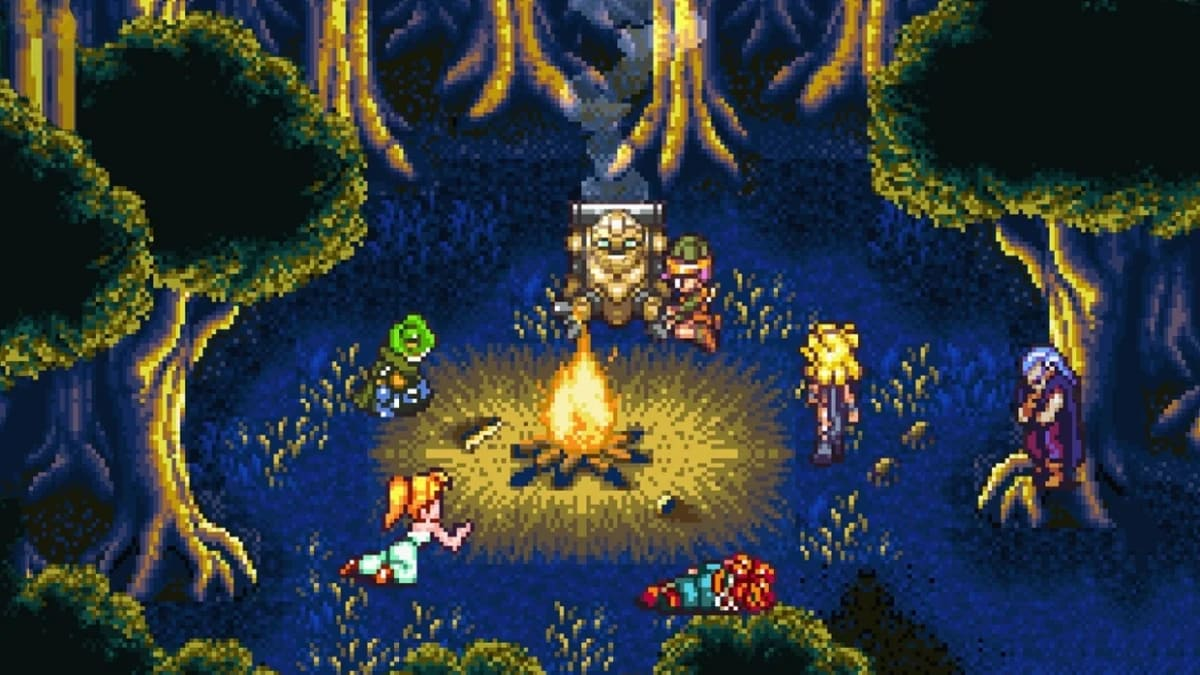 enough medieval fantasy RPGs already Western RPG Chrono Trigger