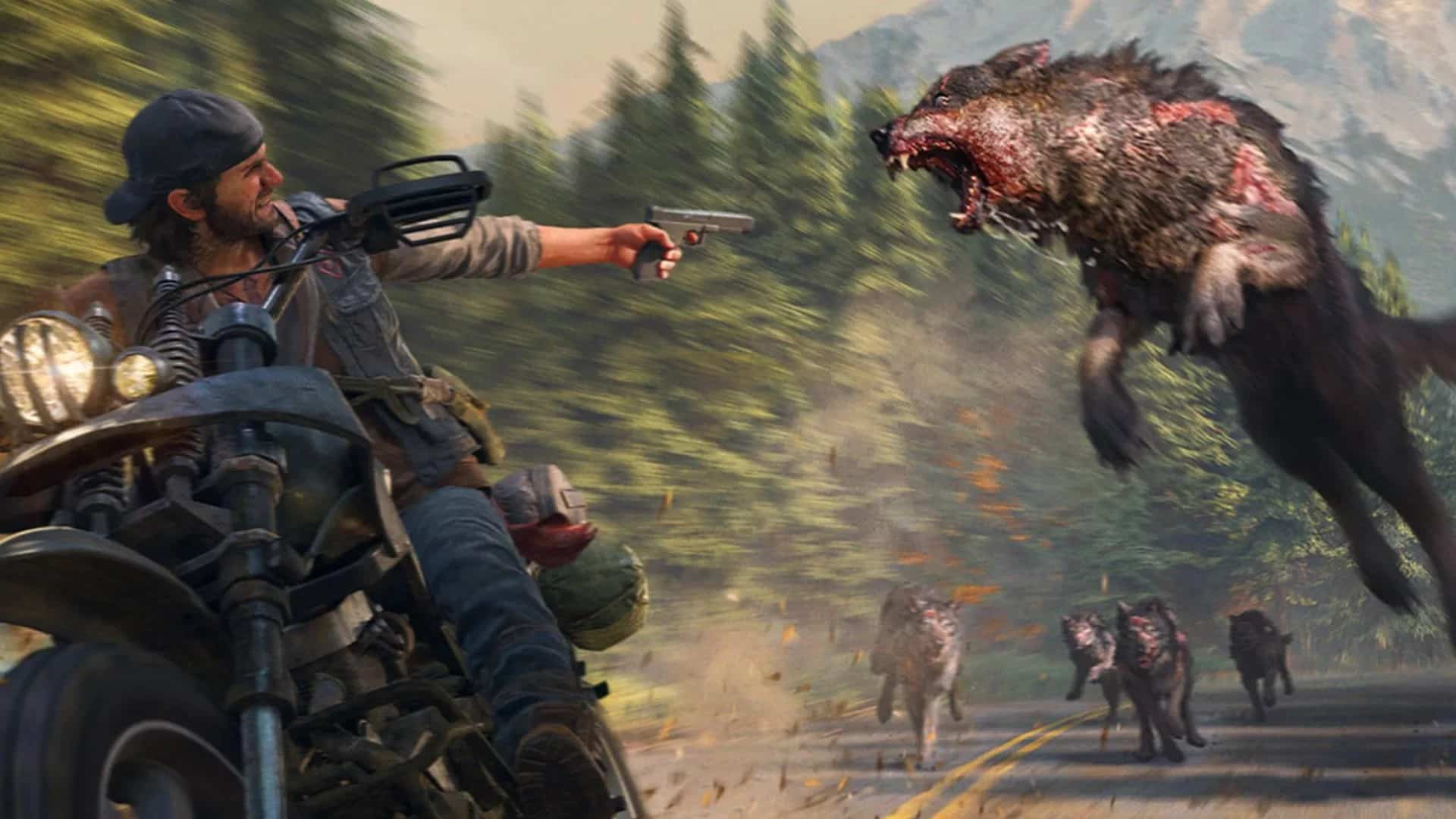 Bend Studio Days Gone adapt or die, emergent gameplay inspires unique situations