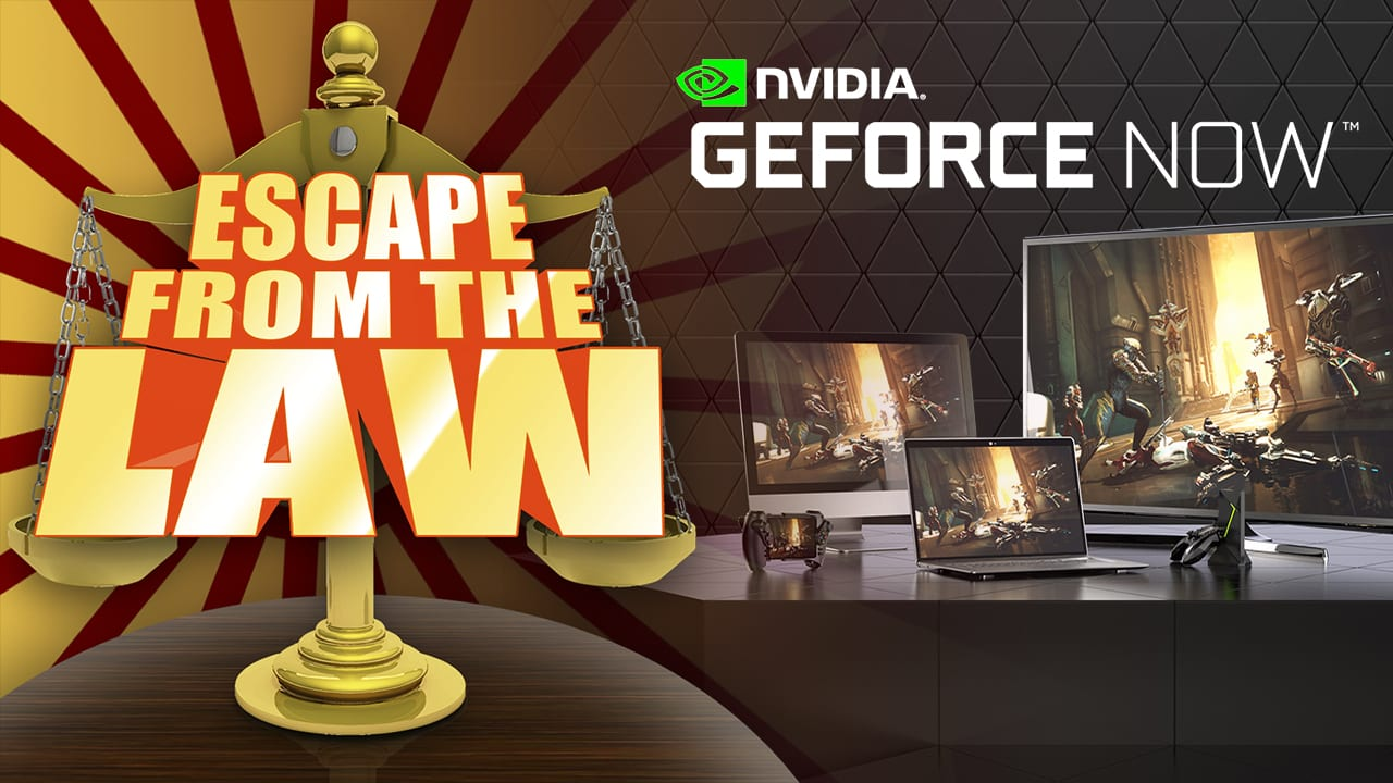 Nvidia GeForce Now video game publishers leaving has to do with EULA end-user license agreements copyright law legality